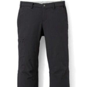 REI Sahara Roll-Up Pants - Women Sz 10 Black